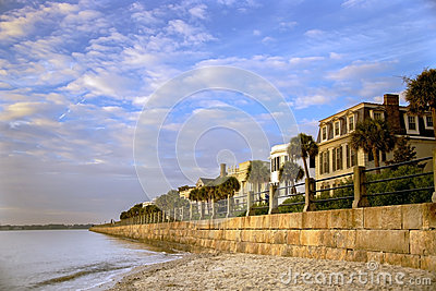 Charleston battery row stock photo image 35367060 for 3d dreams fort mill sc