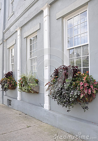 Free Charleston SC,August 7th:Historic House Details From Charleston In South Carolina Royalty Free Stock Photos - 84417198