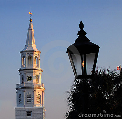 Free Charleston Scene Royalty Free Stock Photos - 274918