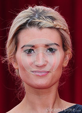 Charley Webb Editorial Stock Photo