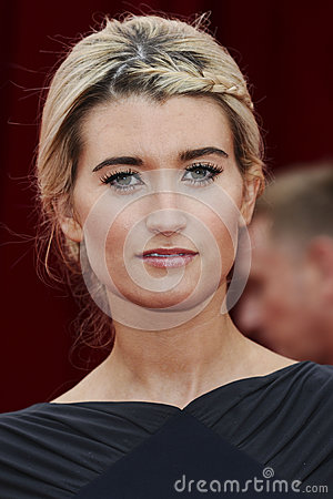 Charley Webb Editorial Image