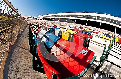Charlotte Motor Speedway Stadium Stock Photo Image 23576630