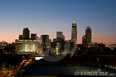Charlotte at Twilight