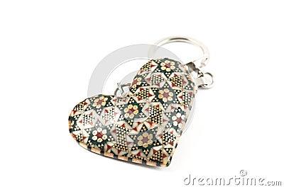 The charm-heart in khatam tecnics,