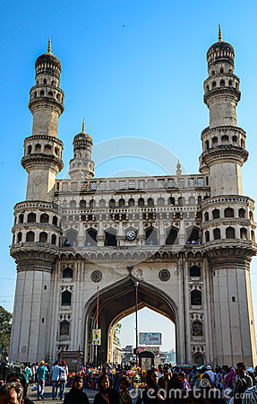 Charminar Editorial Stock Image