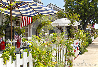 Charming Homes, Balboa Island, Newport Beach