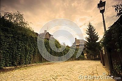 Charming old village