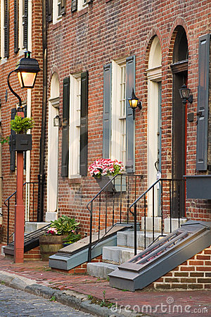 Charming Philadelphia Neighborhood