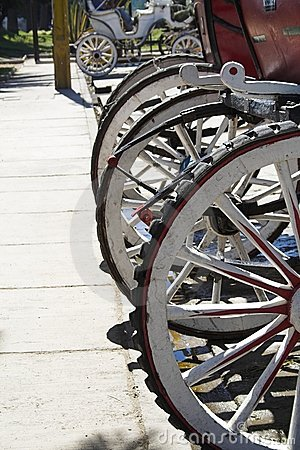 Charriot Wheels