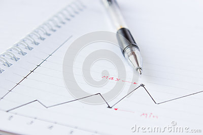 Chart and Pen