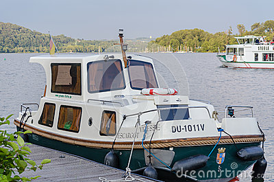 Charter boat business plan