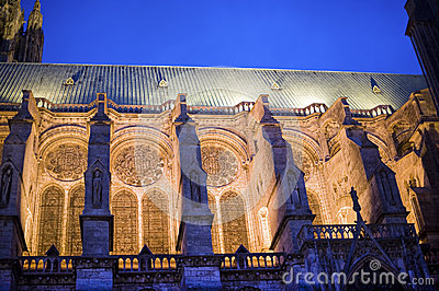 Chartres - Cathedral
