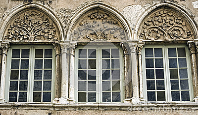 Chartres - Windows