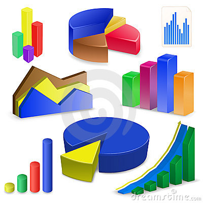 Charts and Graphs Collectio