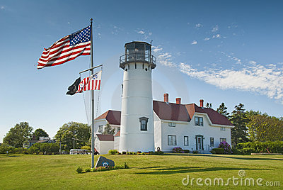 Chatam lighthouse, Cape Cod, MA, USA
