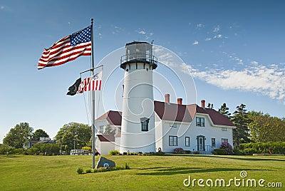 Chatam lighthouse, Cape Cod, MA, USA