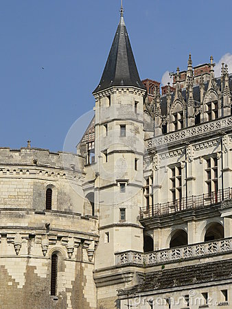Chateau, Amboise ( France )