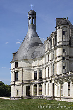 Chateau Chambord - Liore Valley - France Editorial Stock Image