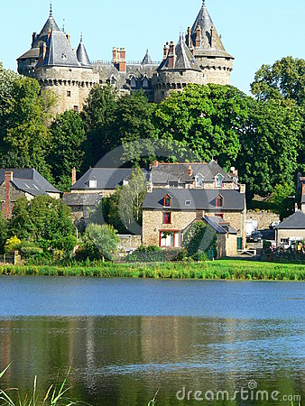 Chateau, Combourg  (France)