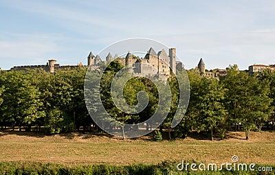Chateau Comtal Carcassonne