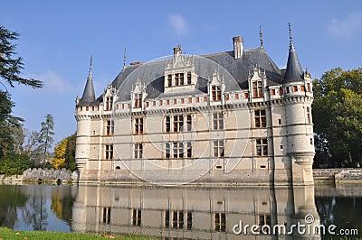 chateau stock image image 36576971