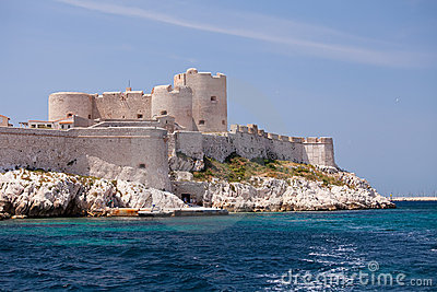 Chateau D If, Marseille