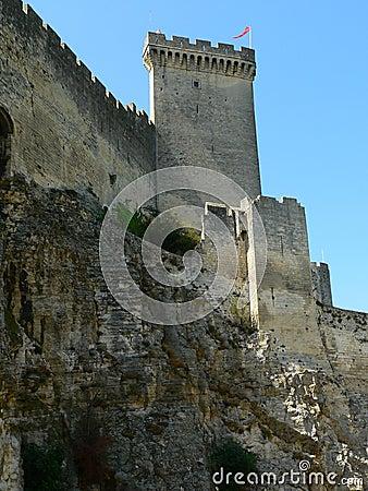 Chateau de Beaucaire, France