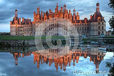 Chateau de Chambord, France