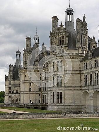Chateau de Chambord ( France )