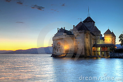 Chateau de Chillon 10, Montreux, Switzerland