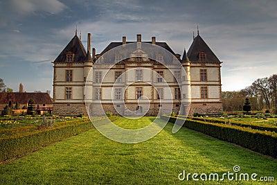 Chateau de Cormatin, France