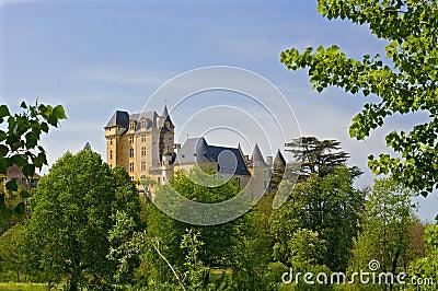 Chateau de Fayrac, Dordogne