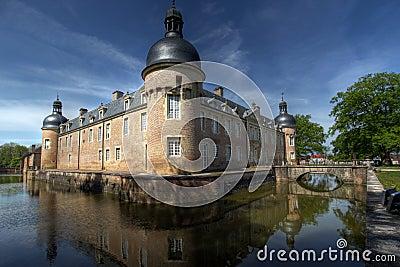 Chateau de Pierre-de-Bresse 01, France