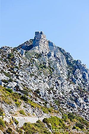 Chateau de Queribus