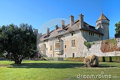 Chateau de Ripaille, Thonon-les-bains, France