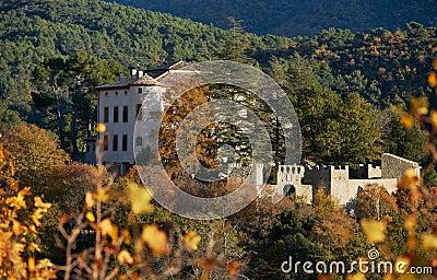 Chateau de Vauvenargues