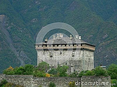 Chateau de Verres,Aosta ( Italia )