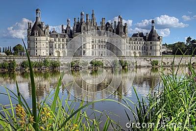 Chateau du Chambord 04, France