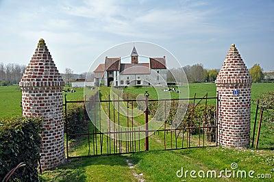 The chateau farm
