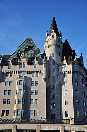 Free Chateau Laurier In Ottawa Stock Images - 19997504