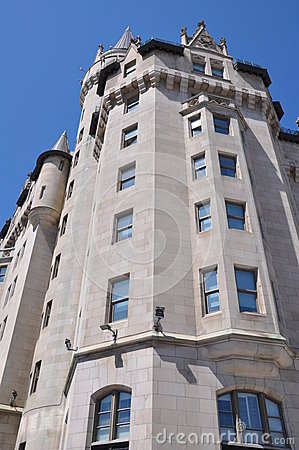 Free Chateau Laurier In Ottawa Stock Photo - 36241680