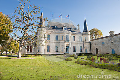Chateau Palmer, Bordeaux