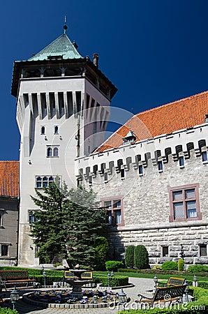 Free Chateau Smolenice, Slovakia Stock Images - 24752164
