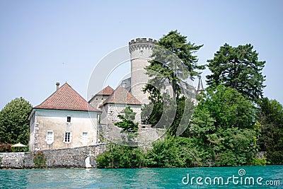 Chateaux de Duingt in Annecy