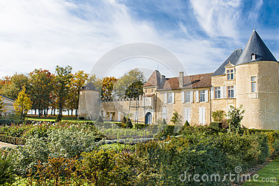 Chateau d Yquem, France