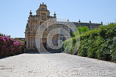 Chaterhouse of Jerez de la Frontera