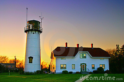 Chatham Lighhouse, Cape Cod