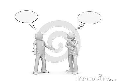 Chatting generation