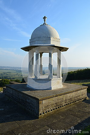 The Chattri memorial Brighton