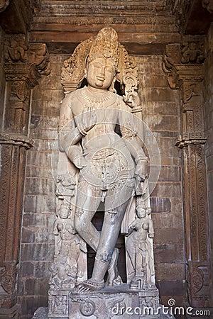 Chaturbhuj Temple, Khajuraho
